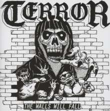 Terror: The Walls Will Fall EP, CD