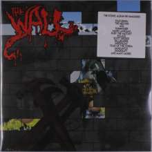 The Wall (Redux), 2 LPs