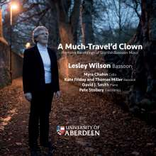 Lesley Wilson - A Much-Travel'd Clown, CD