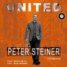Peter Steiner - United, CD