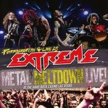Extreme: Pornograffitti Live 25: Metal Meltdown, CD