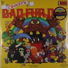 Robin Beanland: Filmmusik: Conker's Bad Fur Day (O.S.T.) (remastered) (180g), 2 LPs
