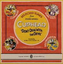 Kristofer Maddigan: Filmmusik: Cuphead: Don't Deal With The Devil (180g), 2 LPs