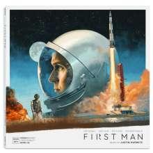 Justin Hurwitz (geb. 1985): Filmmusik: First Man (180g), LP