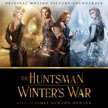 James Newton Howard (geb. 1951): Filmmusik: The Huntsman: Winter's War, CD