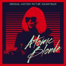 Filmmusik: Atomic Blonde, CD