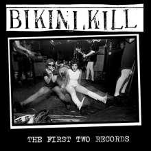 Bikini Kill: The First Two Records, CD