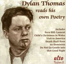 Dylan Thomas: Reads His Own Poetry, CD