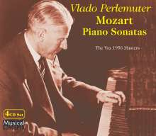 Wolfgang Amadeus Mozart (1756-1791): Klaviersonaten Nr.1-18, 4 CDs