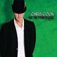 Chris Cook: Remembering, CD