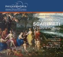 """Domenico Scarlatti (1685-1757): Vokalwerke """"La Gloria di Primavera"""", 2 CDs"""