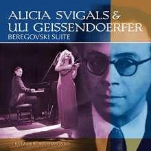 Alicia Svigals: Beregovski Suite, CD
