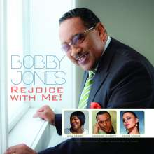 Bobby Jones: Rejoice With Me!, CD