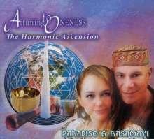 Paradiso & Rasamayi: Attuning to Oneness, CD