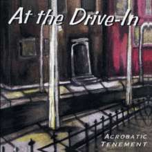 At The Drive-In: Acrobatic Tenement, CD