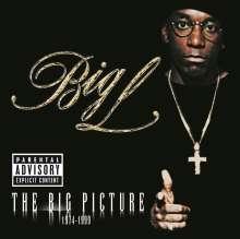 Big L: The Big Picture (Explicit), CD