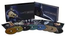 Garth Brooks: Blame It All On My Roots Five Decades Of Influences (6 CD + 2 DVD Ländercode 1!) (Box Set), 6 CDs und 2 DVDs