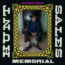Hunt Sales Memorial: Get Your Shit Together, CD