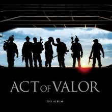 Filmmusik: Act Of Valor, CD