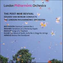 London Philharmonic Orchestra - The Post-War Revival, CD