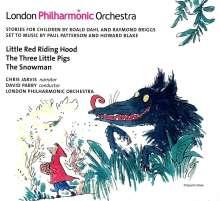 Paul Patterson (geb. 1947): Little Red Riding Hood, CD