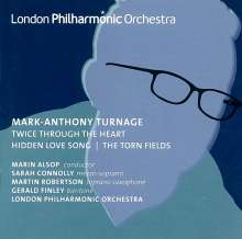 Mark-Anthony Turnage (geb. 1960): Twice Through the Heart (Dramatische Szene), CD