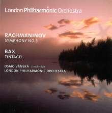 Sergej Rachmaninoff (1873-1943): Symphonie Nr.3, CD