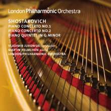 Dmitri Schostakowitsch (1906-1975): Klavierkonzerte Nr.1 & 2, CD