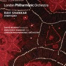 Ravi Shankar (1920-2012): Symphonie, CD
