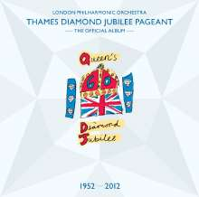 London Philharmonic Orchestra - Thames Diamond Jubilee Pageant, CD