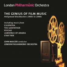 The Genius of Film Music - Hollywood Blockbusters 1960s to 1980s, 2 CDs