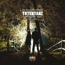 Duo Tsuyuki & Rosenboom - Totentanz, CD