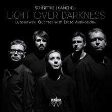 Erato Alakiozidou & Lutoslawsi Quartet - Light Over Darkness, CD
