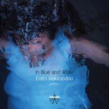 Erato Alakiozidou - In Blue and White, CD