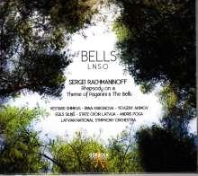 Sergej Rachmaninoff (1873-1943): Paganini-Rhapsodie op.43 für Klavier & Orchester, CD