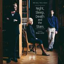 "Silvan Loher (geb. 1986): Lieder ""Night, Sleep, Death and the Stars"", CD"