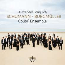 Norbert Burgmüller (1810-1836): Symphonie Nr.3, CD