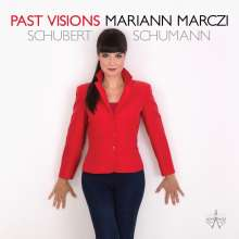 Mariann Marczi - Past Visions, CD