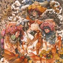 Baroness: Gold & Grey, CD