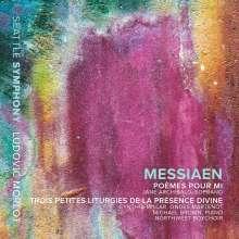 Olivier Messiaen (1908-1992): Poemes pour mi (1936), CD