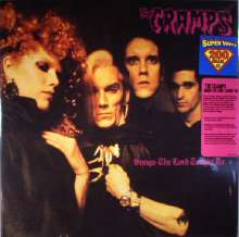 The Cramps: Songs The Lord Taught Us (200g) (Limited-Numbered-Edition), LP