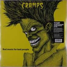 The Cramps: Bad Music For Bad People, LP