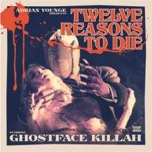Ghostface Killah & Adrian Younge: Twelve Reasons To Die, LP
