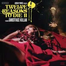 Ghostface Killah: 12 Reasons To Die II (Presented By Adrian Younge), LP