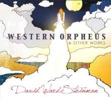 David Ward-Steinman (1936-2015): Western Orpheus (Ballettsuite), CD