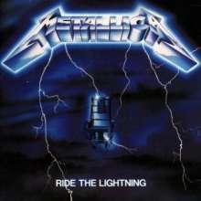 Metallica: Ride The Lightning, CD