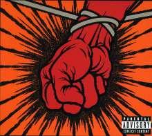 Metallica: St. Anger (CD + DVD), CD