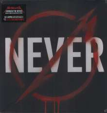 Metallica: Metallica Through The Never - Live (O.S.T.) (Limited Edition) (Triple Colored Vinyl), 3 LPs