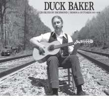 Duck Baker: Les Blues Du Richmond: Demos & And Outtakes 73-79, LP