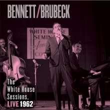 Dave Brubeck & Tony Bennett: The White House Sessions, Live 1962 (Hybrid-SACD), Super Audio CD